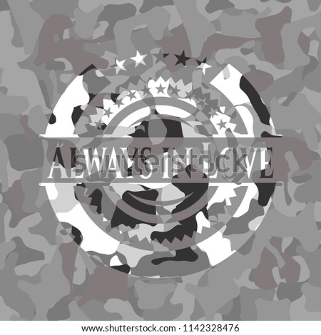 always in love on grey