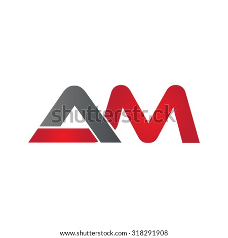 am company group linked letter logo stock vector illustration 318291908 shutterstock. Black Bedroom Furniture Sets. Home Design Ideas