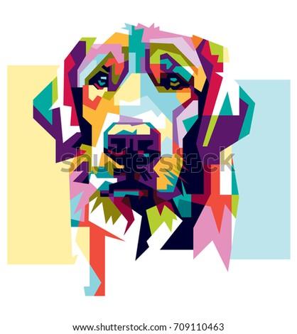 Amazing Full Color Dog