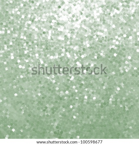 Amazing template design on blue glittering background. EPS 8 vector file included