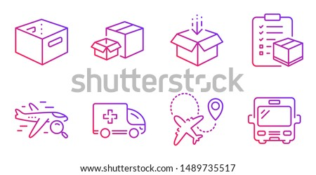 ambulance emergency  packing