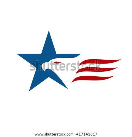 america eagle logo