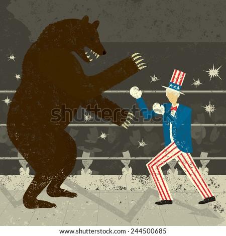 america fighting a bear market