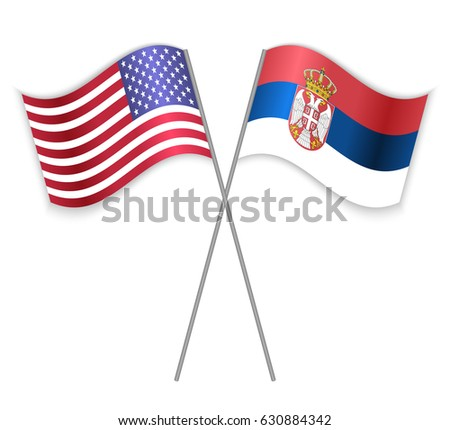 american and serbian crossed