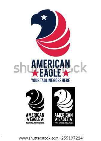 american eagle is a template