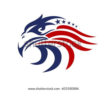 eagle seal gold logo free vector download free vector art stock rh vecteezy com american eagle logos clip art american eagle logistics load board