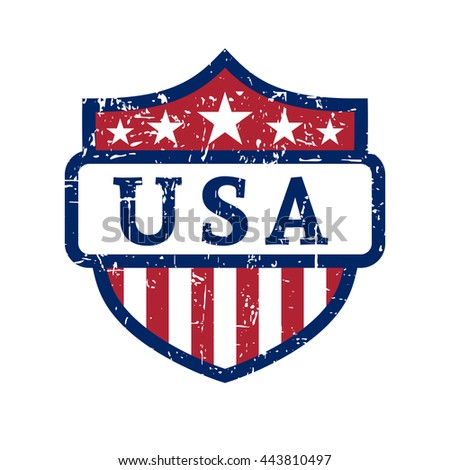 american flag element  symbol...