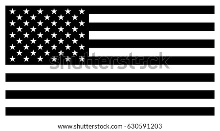 American flag, National flag of United States of America