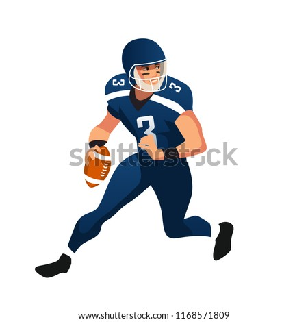 american foorball player