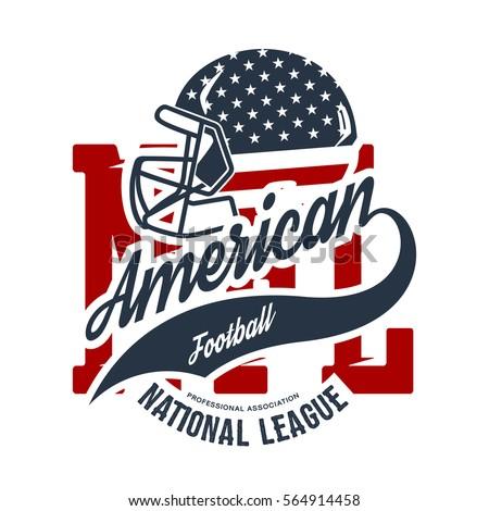 american football helmet tee