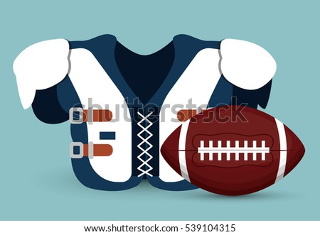 american football sport related