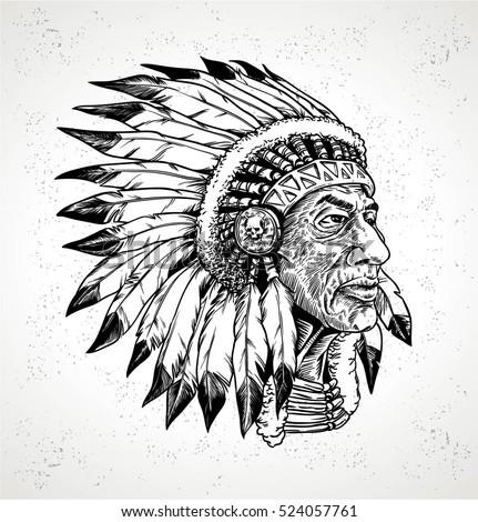american native chief
