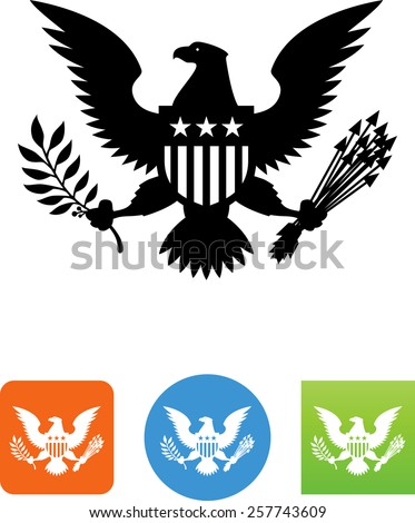 American presidential / Great seal icon