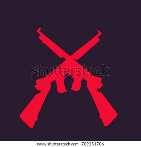 american submachine guns