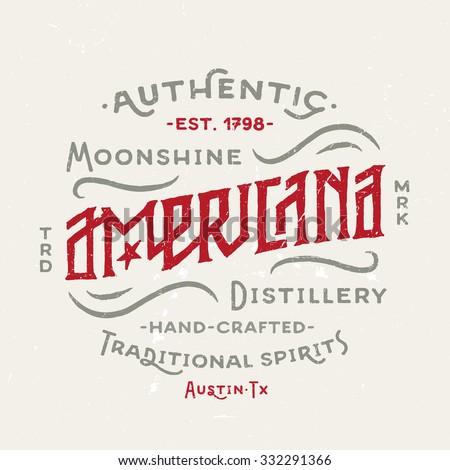 americana moonshine distillery...