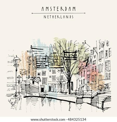 amsterdam  holland  netherlands