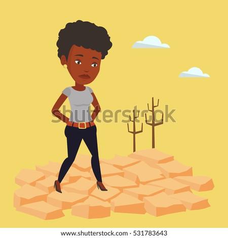 an african american woman
