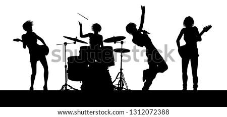 an all female women s musical