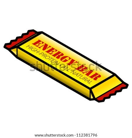 An energy bar.