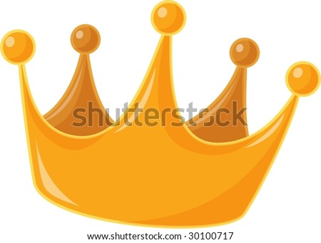 an illustration of a kings crown