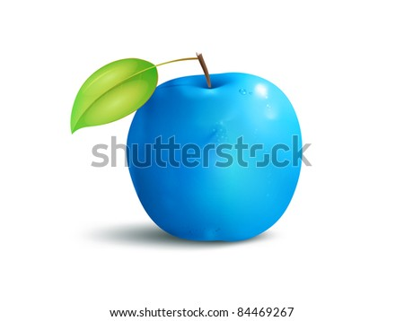 an image of a beautiful blue