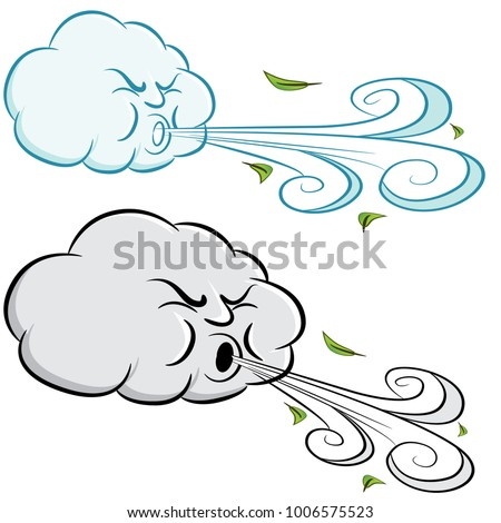 an image of a windy day cloud...