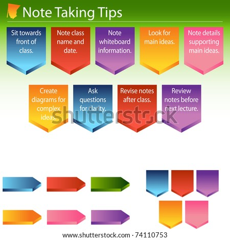 how to take good notes in school