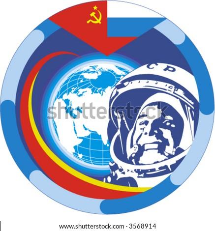 an obsolete soviet yuri gagarin