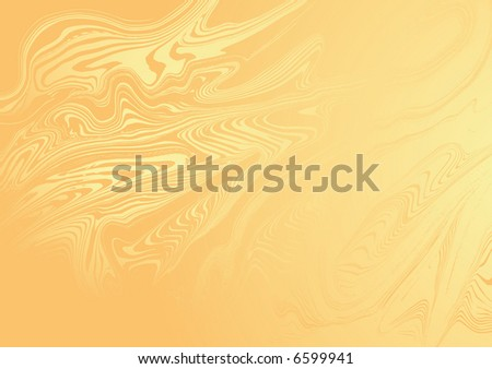 an orange background with a wood impact