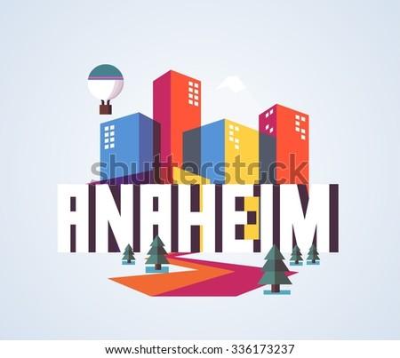 anaheim city travel destination ...
