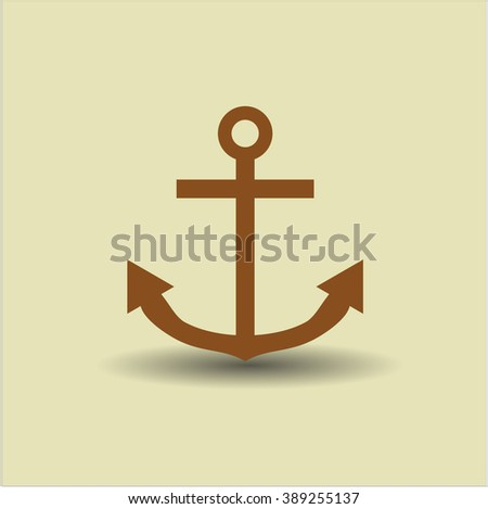 Anchor high quality icon