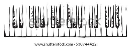 ancient clavichord tune scale