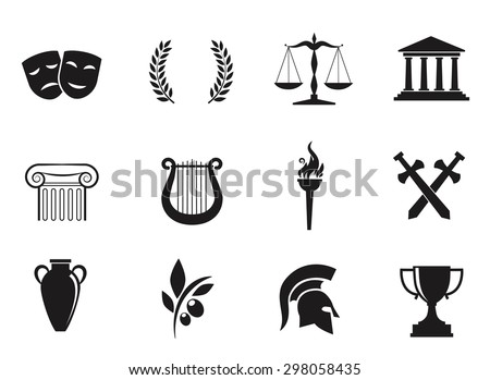Ancient Greek Culture Download Free Vector Art Stock Graphics