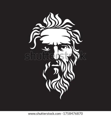 ancient greek god sculpture