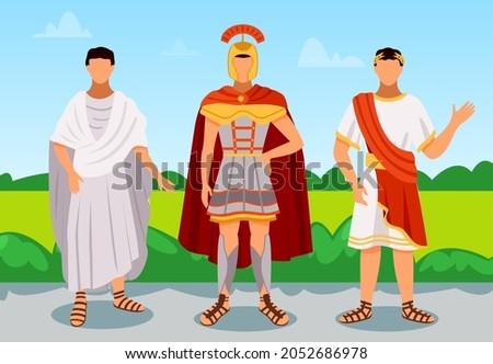 ancient rome citizens  persons
