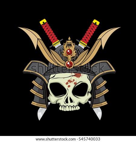 ancient samurai helmet