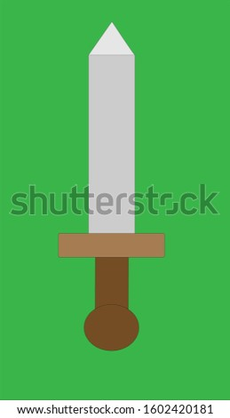 ancient sword in ancient times