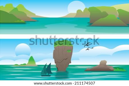 andaman sea and island thailand