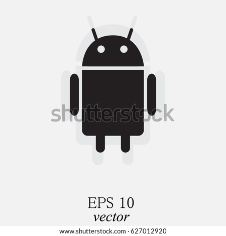 Android classic emblem icon