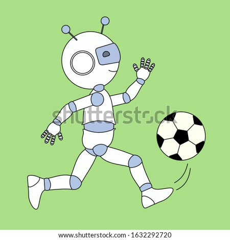android soccer player soccer
