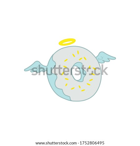 angel donut spongebob patrick