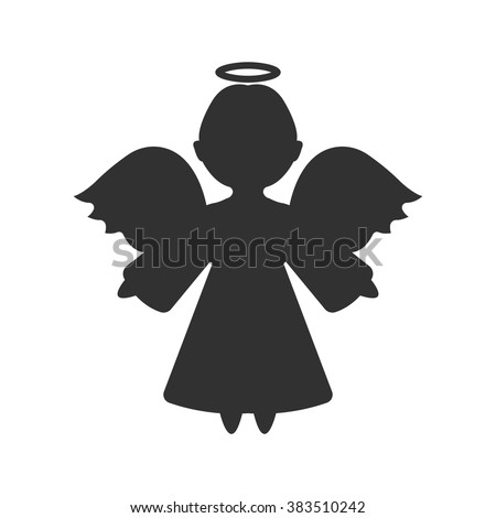 angel icon angel icon vector