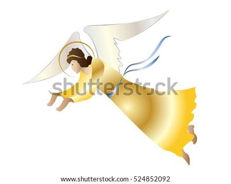 angel or archangel simple