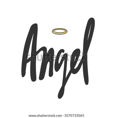 angel sticker for social media