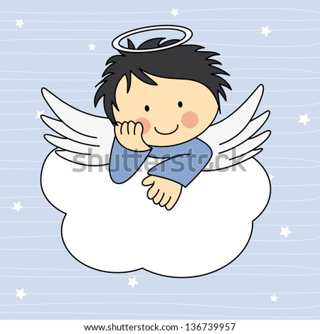 Baby Boy Free Baby Clipart Babies Clip Art And Printable Boy Angel Clipart Stunning Free Transparent Png Clipart Images Free Download