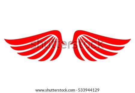 Wings Clip Art Download Free Vector Art Free Vectors