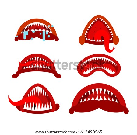 Free Scary Fish Clipart - Clipart Picture 3 of 4