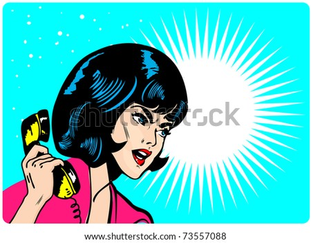 phone book clipart. On Phone Retro Clip Art