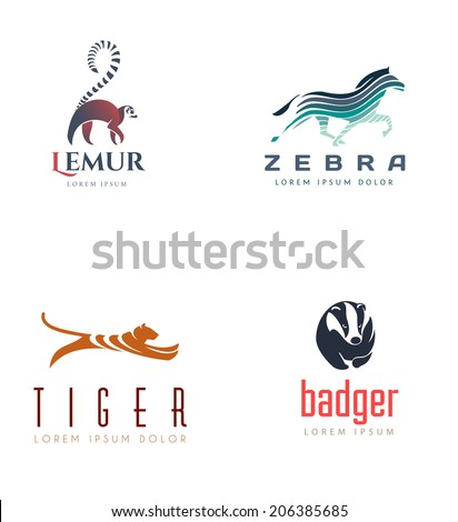 animal emblem collection