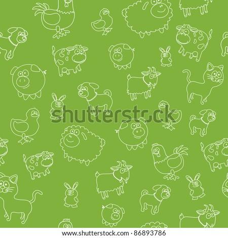 animal farm seamless